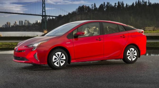 La Toyota Prius 2016 prend son envol