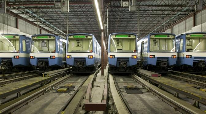 La STM lance un appel de projets pour donner une seconde vie aux voitures de métro de première génération (MR-63)