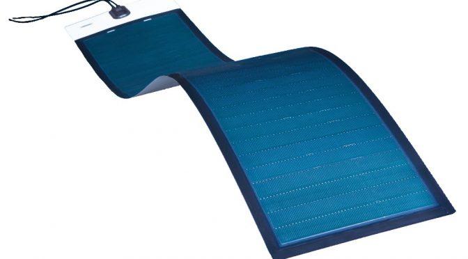 panneau solaire flexible MiaSole FLEX
