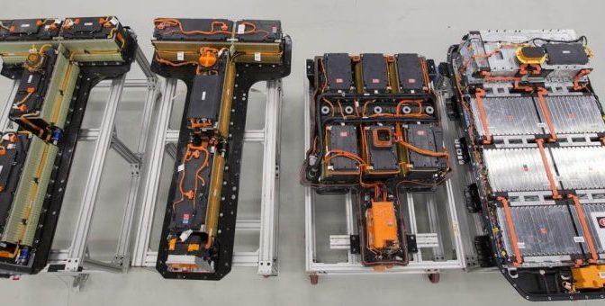 L'empreinte écologique des batteries limite leur grosseur
