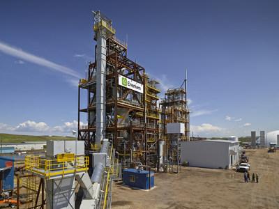 L'usine d'Enerkem à Edmonton devient la première usine certifiée ISCC au monde à convertir des déchets urbains en biométhanol