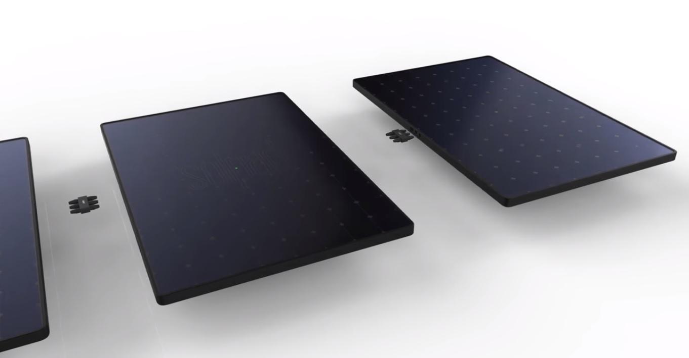 Branchement panneaux solaires Solpad en serie