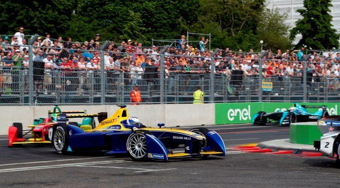 Formule E dévoile le tracé du circuit dans les rues de Montréal