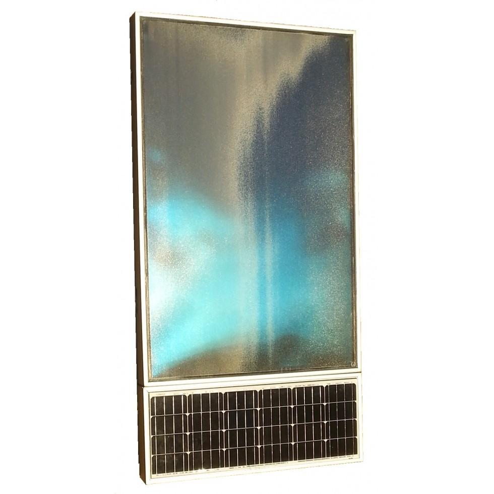 Chauffage solaire - chauffe-air solaire Ecosolaris