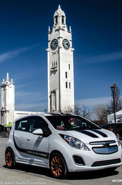 Chevrolet Spark electrique