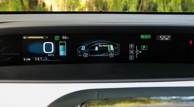 Le prix de la Toyota Prius Prime dévoilé