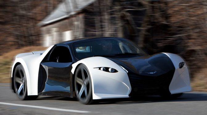 La production de la voiture électrique TOMAHAWK est annoncée pour 2018