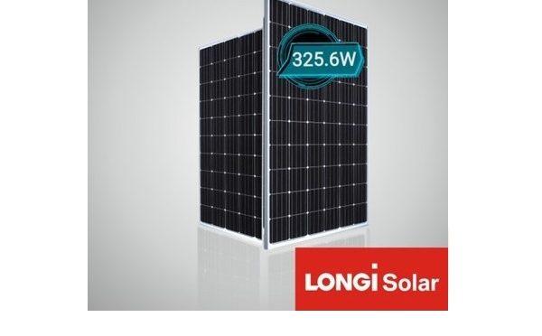 Panneau solaire PV 325W moino LONGi Solar 60 cellules