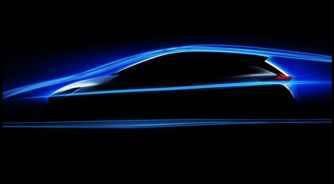 La nouvelle LEAF 2018 sera plus aérodynamique