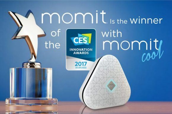 Momit Cool - prix innovation controle climatiseur a distance