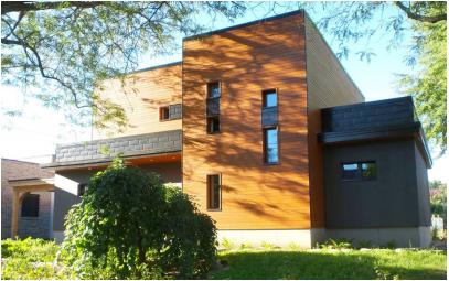 Maison Ozalee - maison Passivhaus Quebec