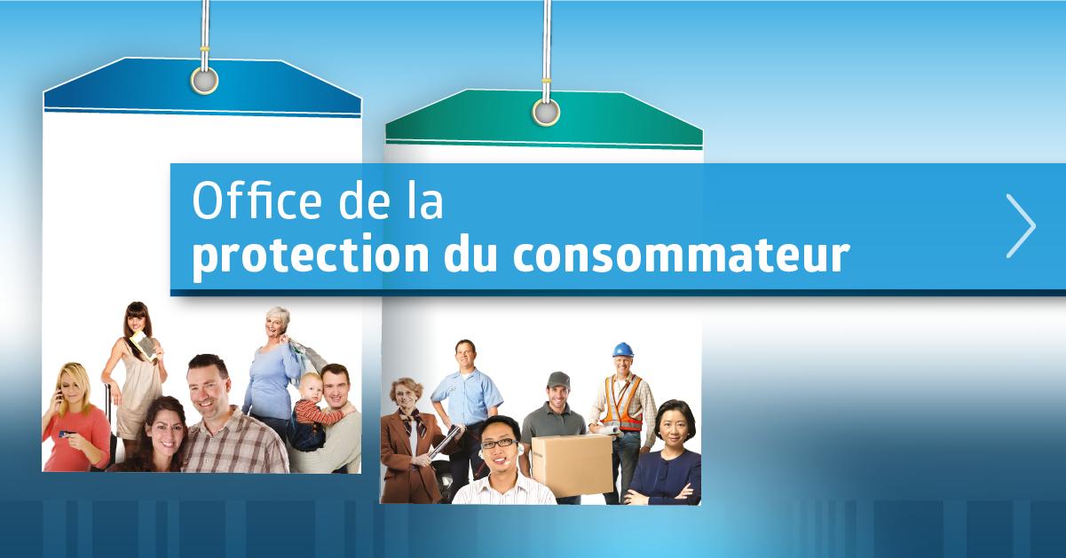 Office de protection du consommateur vendeurs panneaux solaires