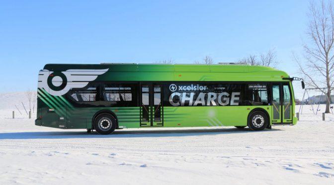 La STL et la STM annoncent l'acquisition de 40 bus électriques à recharge lente, une commande historique