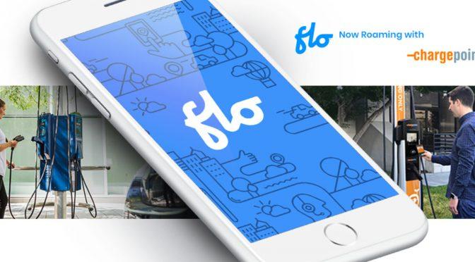 FLO et ChargePoint s'unissent pour rendre l'électromobilité plus accessible que jamais en Amérique du Nord