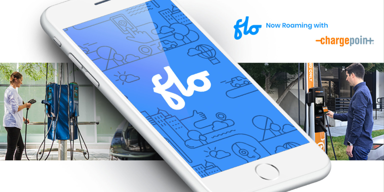 Flo - Chargepoint - meme carte