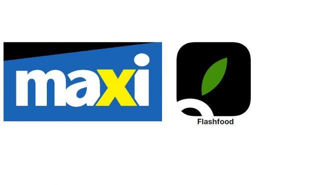 Une application pour acheter des aliments approchant leur date de péremption chez Maxi.. ben oui !!!