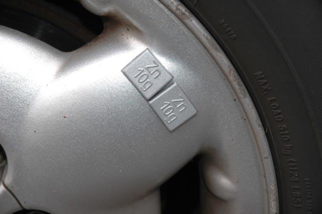 Moniteur pression pneus - économie essence