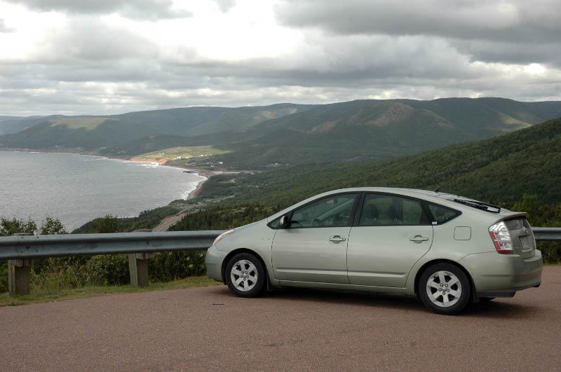 Toyota Prius - Accident voitures hybrides impliquant des piétons