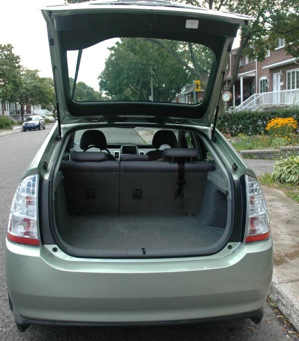 Coffre Toyota Prius 2007