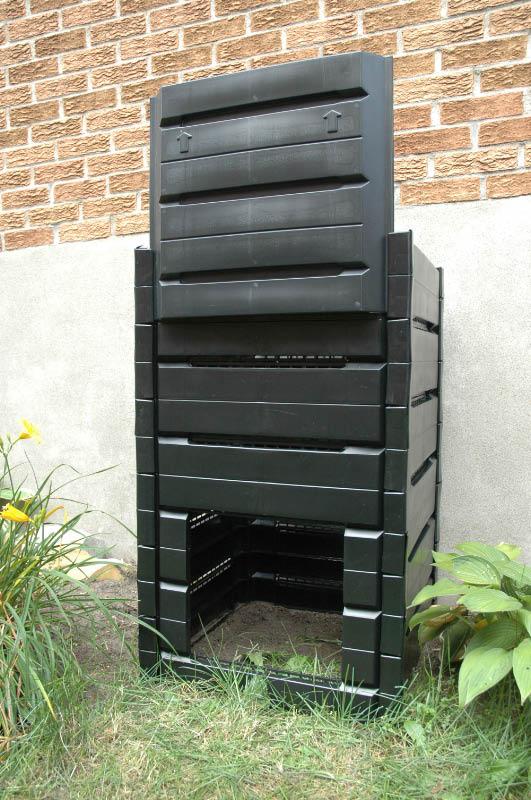 Compost Garden Gourmet