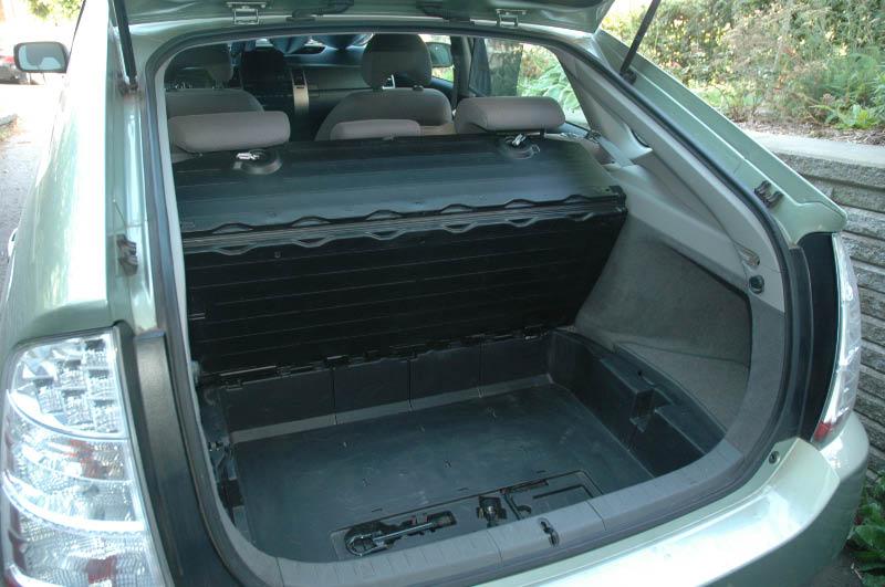 Sous-coffre Toyota Prius 2007