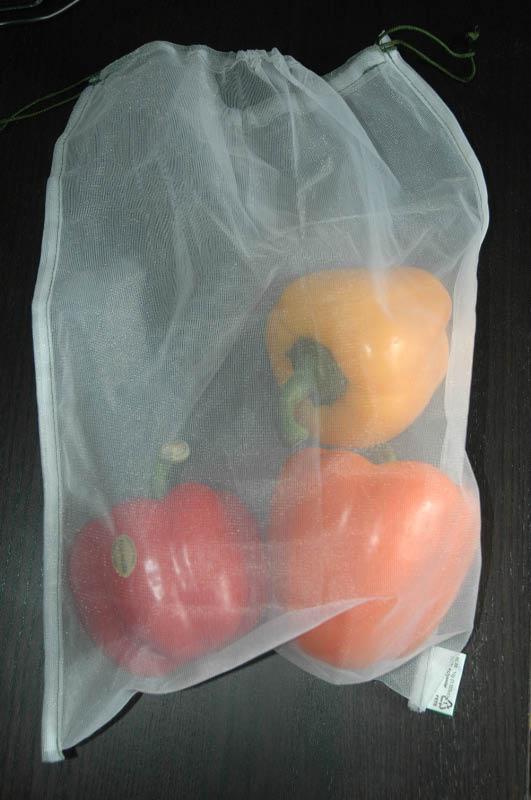 Sac épicerie fruits et légumes réutilisable