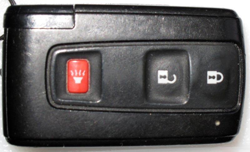 Cle toyota Prius key