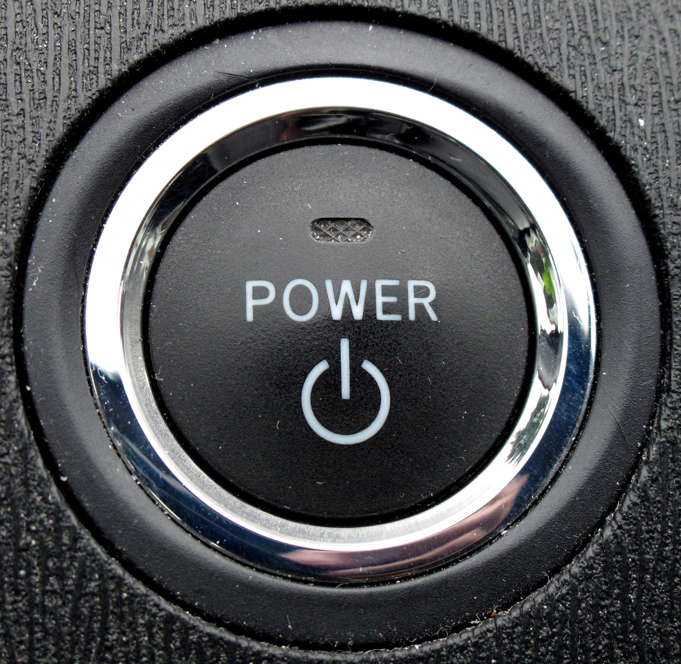 Bouton démarrage Toyota Prius