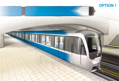 Apparence Voiture wagon AZUR STM