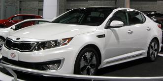 kia optima hybride 2011 la premi re voiture hybride de kia au canada co nergie montr al. Black Bedroom Furniture Sets. Home Design Ideas