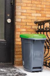 Nouveau bac recyclage Montreal