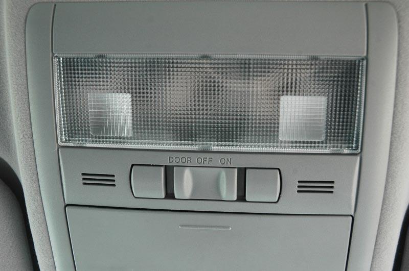 Plafonnier Toyota Prius