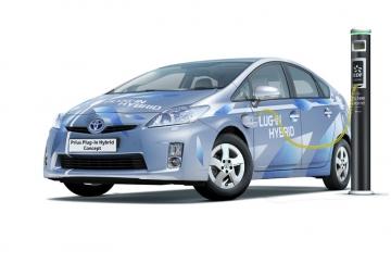 Toyota Prius Plugin branchable