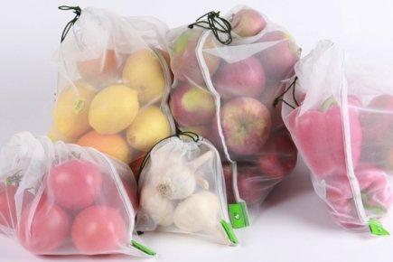 Épicerie Métro - Sac réutilisable pour fruits et légumes